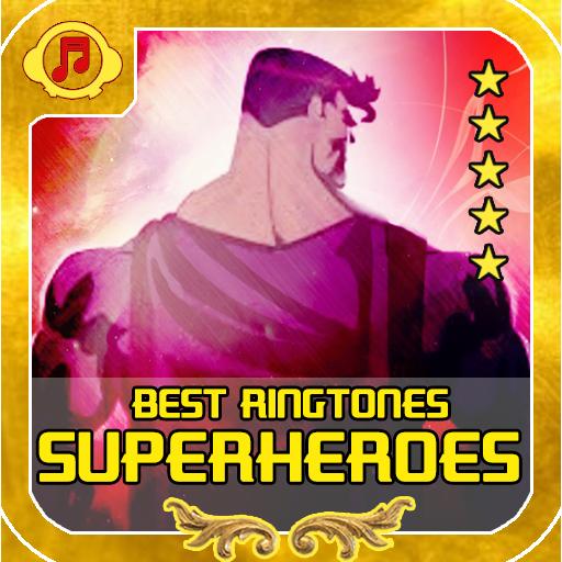 Super Hero Ringtones Best Gold Collection
