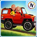 Motu Patlu Speed Racing icon