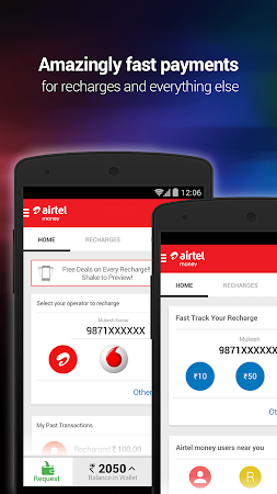Airtel Money - Recharge & Pay 3.0.0.16 screenshot 242134