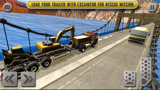 Sand Excavator Truck Driving Rescue Simulator game 4.2 de.gamequotes.net 2