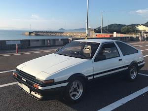スプリンタートレノ AE86 S59 GT-APEXのカスタム事例画像 ハチワレさんの2020年07月30日18:46の投稿