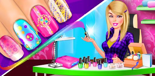 Decorare Unghii Joc De Salon De Manichiură Aplicații Pe Google Play