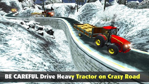 Rural Farm Tractor 3d Simulator - Tractor Games 2.1 screenshots 2