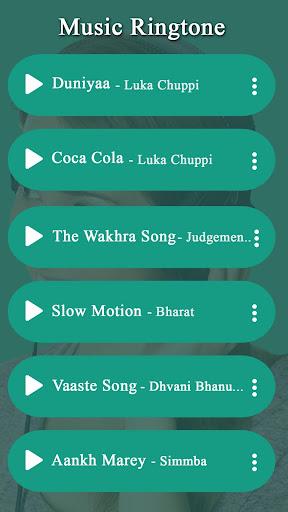 Music Ringtone Maker - Music Caller Tune ss2