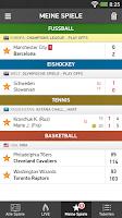 Screenshot of FlashScore - Sport Ergebnisse
