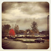 Photo: West Coast Express Train entering Maple Ridge at Maple Meadows #intercer #train #car #clouds #trees #cloudy #city #fall #urban #design #town #street #britishcolumbia #canada #pretty #beautiful #metal #mapleridge #pittmeadows #transportation #town #station #comute #red #rain - via Instagram, http://instagr.am/p/RlNtaNpfom/