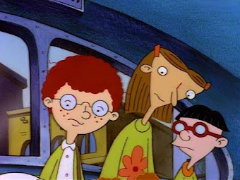 Eating Contest/Rhonda's Glasses