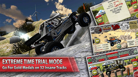 ULTRA4 Offroad Racing- screenshot thumbnail