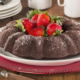 Really Good Chocolate Cake.