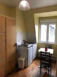 Studio meublé 13,4 m2