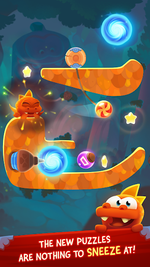 Cut the Rope: Magic- screenshot thumbnail