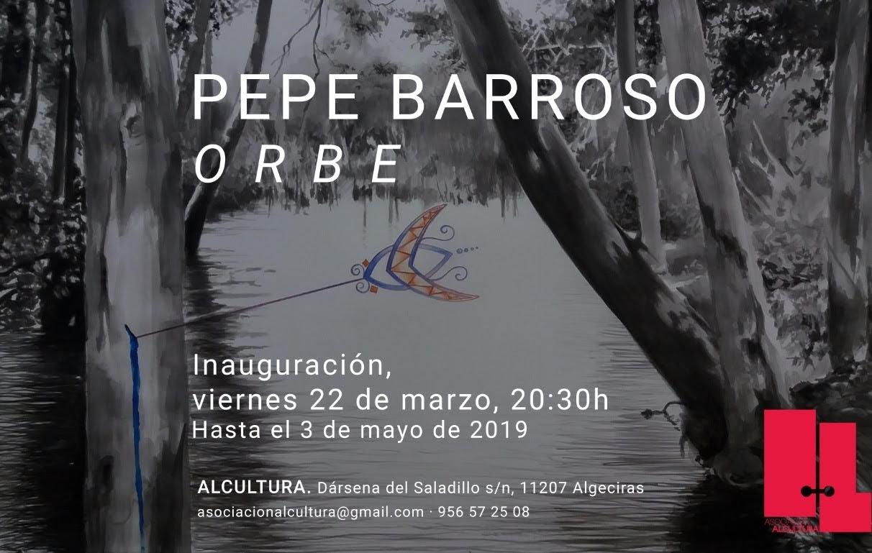 Pepe Barroso inaugura