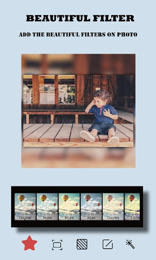 Square Fit Size -  Collage Maker Photo Editor screenshot 7