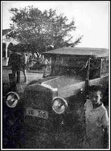 Photo: 1930 - masina cu numar de Turda sursa foto: Fan Turda https://www.facebook.com/fanturda/photos/pb.416939068355354.-2207520000.1433755254./777823042266953/?type=3&theater
