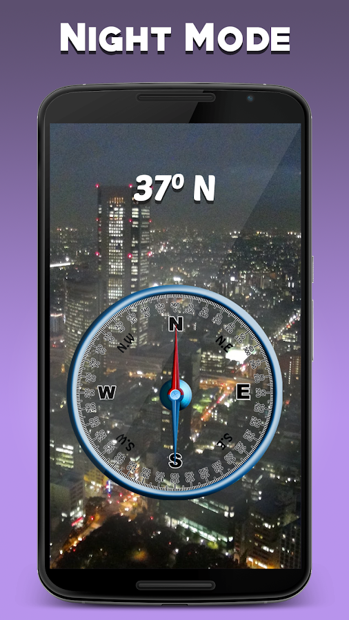 Compass - Maps & navigation- screenshot