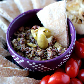 Classic Olive Tapenade.