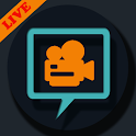 Live Chat Free Video Talk - Video Call To Stranger icon