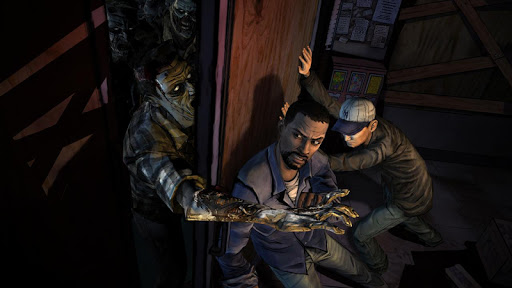 The Walking Dead: Season One screenshot 2