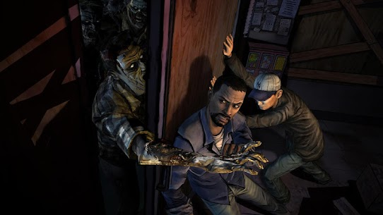 The Walking Dead Season ONE 1.04 Apk + Mod + Data for Android 2
