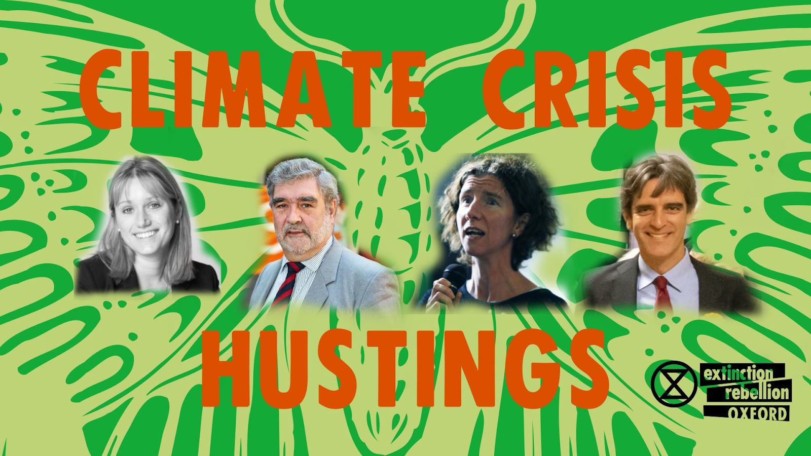 Climate Crisis hustings
