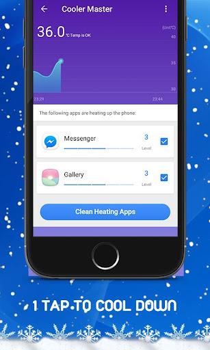 玩免費工具APP|下載Cooler Master - 携帯電話クーラープロ???? app不用錢|硬是要APP