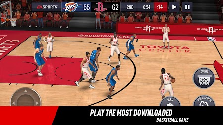 NBA LIVE Mobile Basketball APK screenshot thumbnail 10