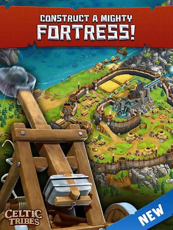 Celtic Tribes - Building MMOG 5.1.0 screenshot 205717