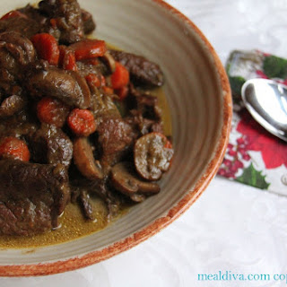 Luscious Veal Stew.
