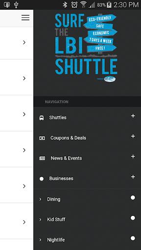 LBI Shuttle