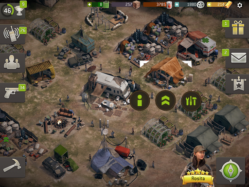 The Walking Dead No Man's Land apktram screenshots 14