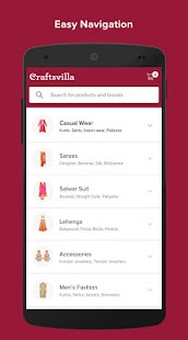 Craftsvilla - Ethnic wear Online Shopping- screenshot thumbnail