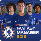 Chelsea FC Fantasy Manager'18-Official soccer game