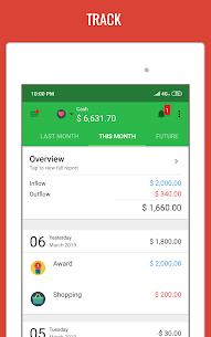 Money Lover Apk – Expense Tracker & Budget Planner 1