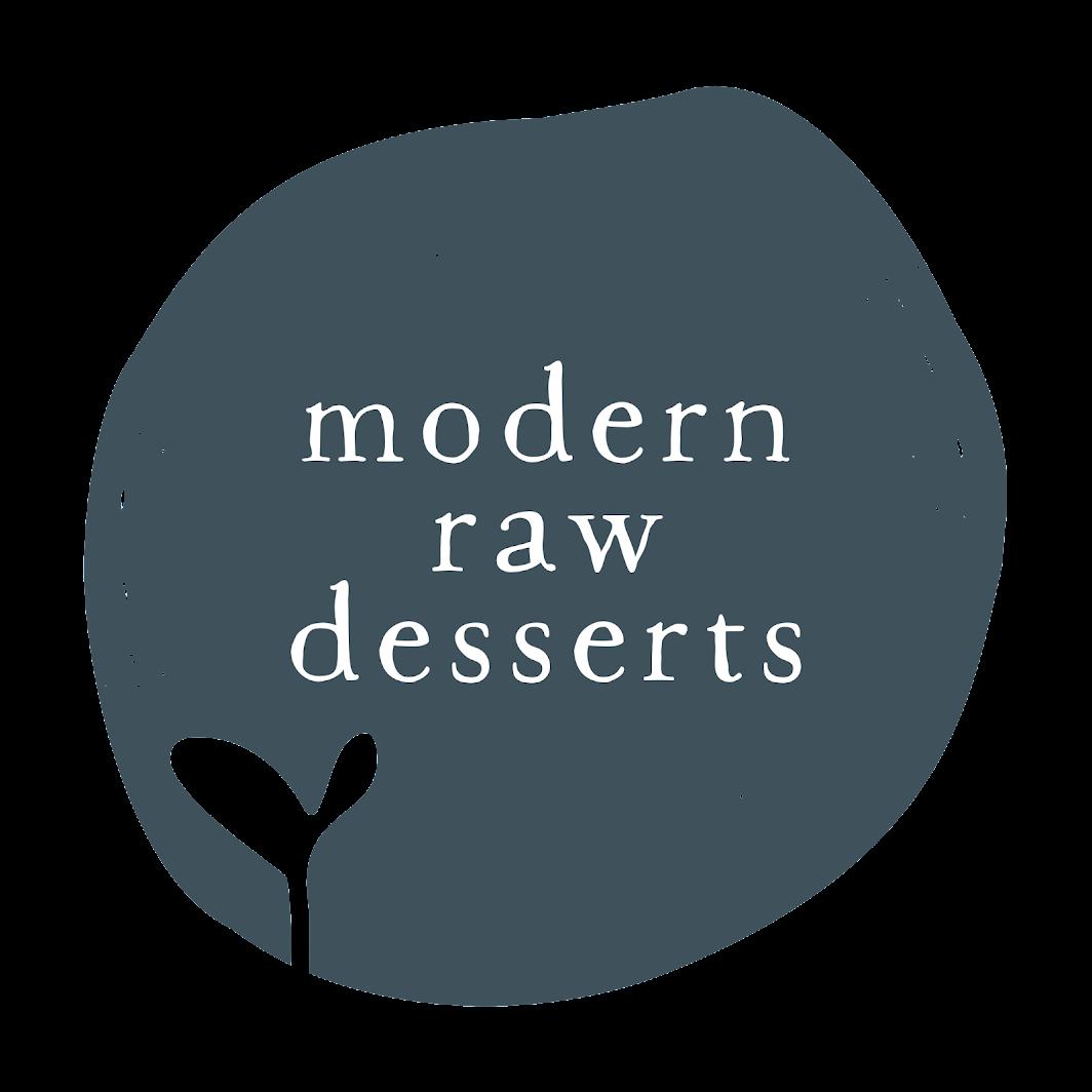 Modern Raw Desserts Icon