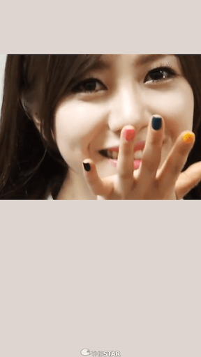 AOA Mina ライブ•壁紙 2