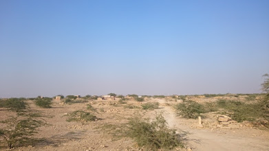 Photo: desert thar, rajasthan