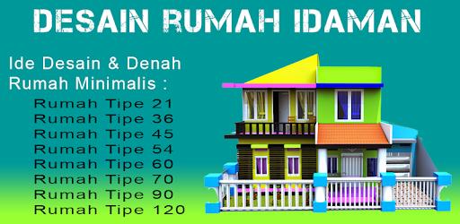 Desain Rumah Minimalis Idaman Apps On Google Play