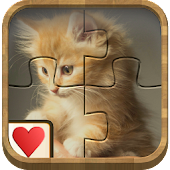 Jigsaw Solitaire - Pets