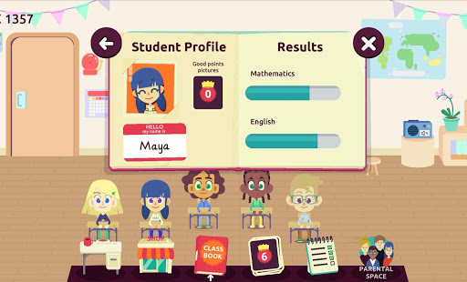 MySchool - Be the Teacher! Learning Games for Kids 3.1.1 screenshots 12