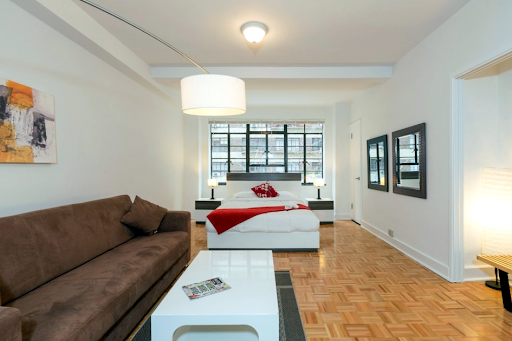 44th Street Studio Apartment
