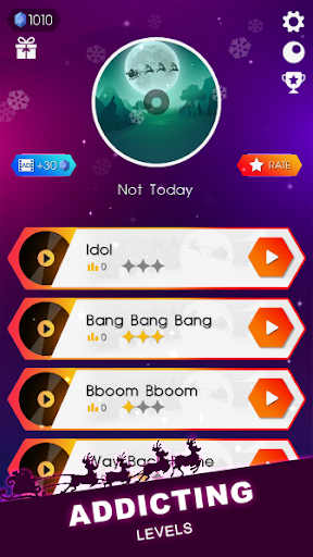 KPOP Hop: BTS Magic Dancing Tiles Hop Rush 2019! screenshot 5
