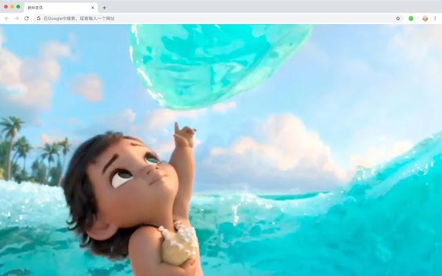 moana HD New Tabs Popular Movies Themes