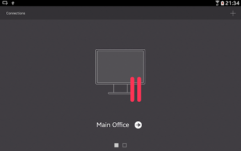 Parallels Client screenshot