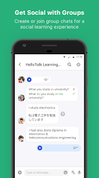 HelloTalk — Chat, Speak & Learn Foreign Languages APK screenshot thumbnail 5