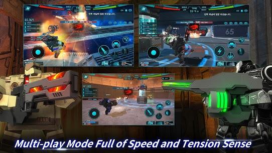 SquadflowM : Battle Arena 1