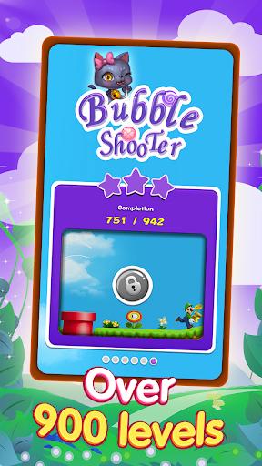 Crazy Cat Bubble Games  screenshots 2