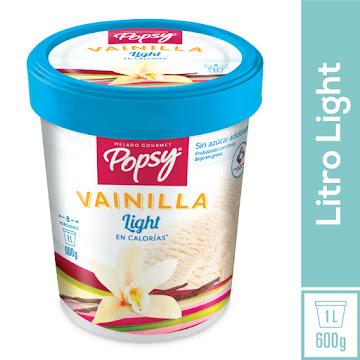 Helado POPSY Vainilla Light