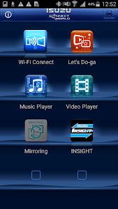 IsuzuConnectWorld screenshot 0