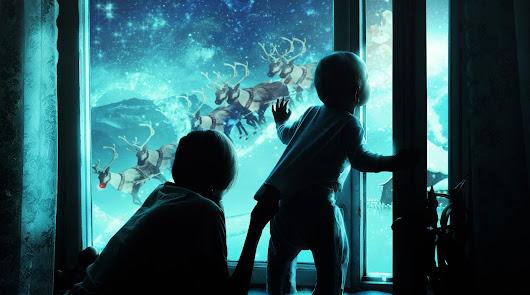 Desde Laponia a Santa Fe de Mondújar: Papá Noel visitará a los niños
