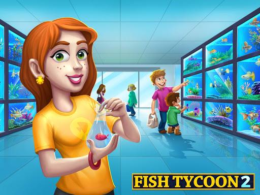 Fish Tycoon 2 Virtual Aquarium 1.10.5 screenshots 13